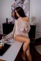 Мила — проститутка студентка